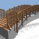 Gesamte Bandbreite der Holzbauvorfertigung
